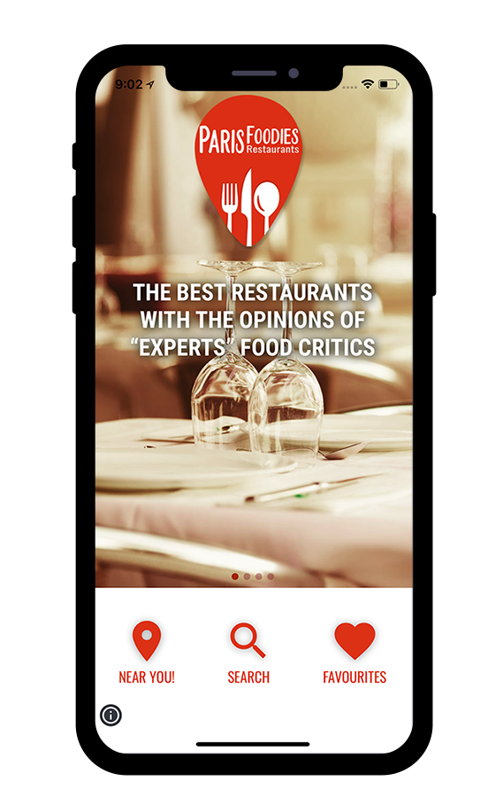The app that will change the way you choose a restaurant